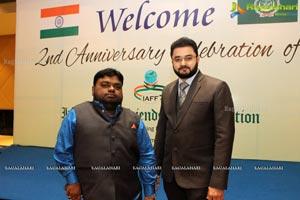 IAFF 2nd Anniversary