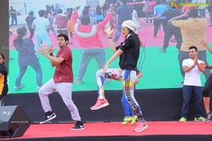 Rakul Preet Singh Fitness Unplugged Event