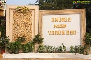 Sankineni Varun Rao Anusha Rao