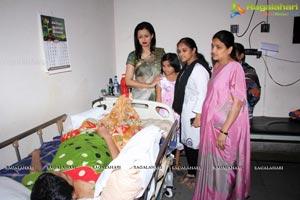 Gautami Tadimalla Sparsh Hospice Hyderabad