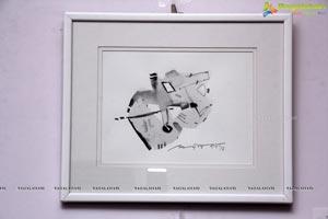 Sudip Roy Art Exhibition