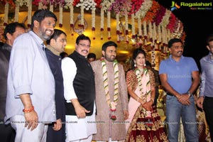 Talasani Srinivas Yadav Daughter Wedding
