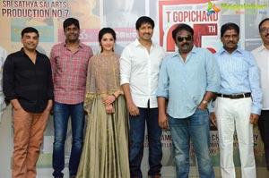Gopichand-Mehreen Kaur Film
