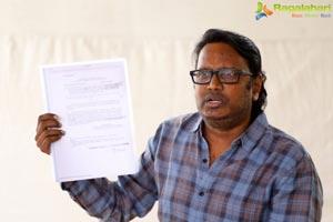 Gunasekhar Controversy Press Meet