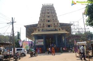 Jawan Maddi Anjaneya Swamy Temple