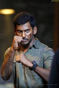 Abhimanyudu Telugu Cinema Stills
