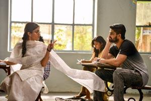 Chalo Telugu Cinema Stills