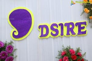 D'sire Exhibition November 2017