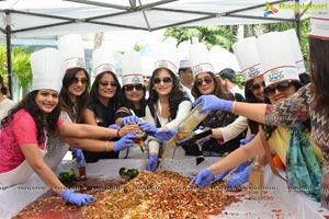 Cake Mixing Ceremony 2017 ITC Kakatiya