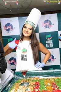 Barbeque Nation Cake Mixing Ceremony 2017