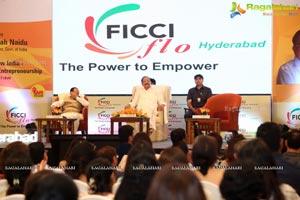 Venkaiah Naidu FICCI FLO Hyderabad