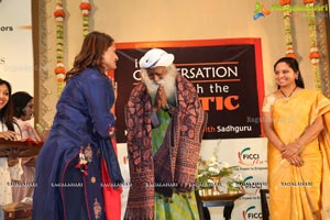 The Mystic Sadhguru FICCI