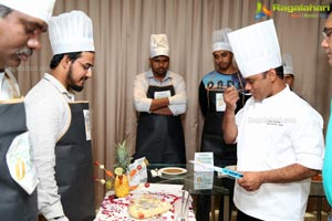 Freedom Cookery King Contest Hyderabad 2017