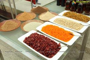 Novotel Hyderabad Airport Cake Mixing