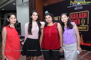 Kailash Kher Music Concert 2017