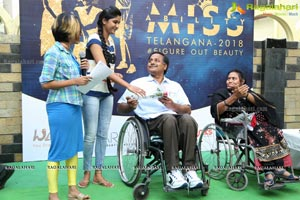 Miss Ability Contest Telangana 2018 Press Meet