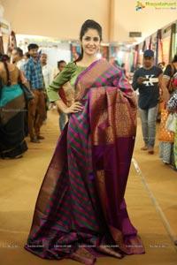 National Silk Expo Kashish Vohra