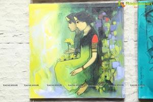Sachin Sagare Art Exhibition