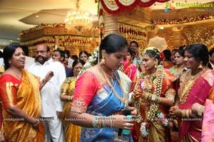 Trinethra Goud-Tejasri Wedding