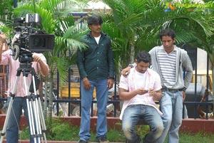 Telugu Cinema Ek Working Stills