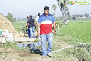 London Babulu Working Stills