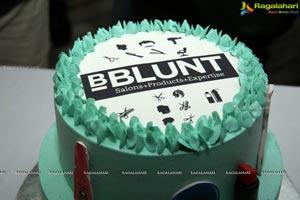 BBlunt Salons + Products + Expertise Launch