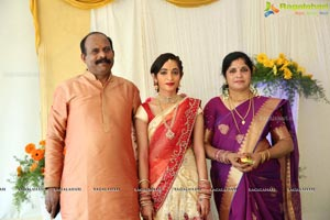 Binduja & Arun's Engagement Bash