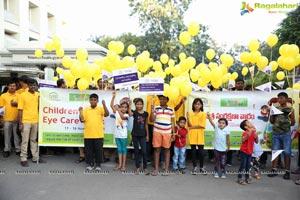 Children's Eye Care Awareness Walk 2018