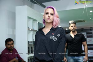 Depar Ecstatic Salon Fashion Show
