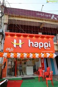 Lavanya Tripathi Launches Happi Mobile Store at Kadiri