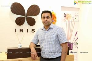 Ripple Fragrances Opens Its 'Iris Aroma Boutique'