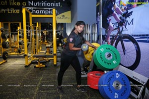 Multifit Opens Its Fitness Studio at Jubilee Hills - Photos