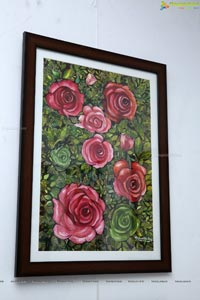Rebirth - An Exhibition of Paintings