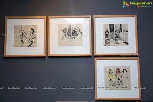 A Journey with K.G. Subramanyan @ Kalakriti Art Gallery