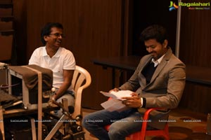 Sarkar Working Stills