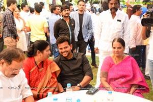 Ashok Galla's New Movie Launch