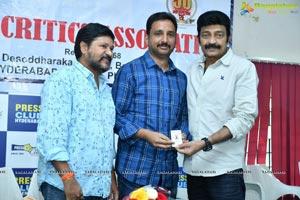 Telugu Film Critics Association Press Meet