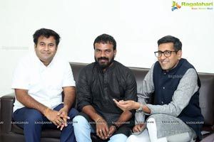 George Reddy Movie Producers Press Meet