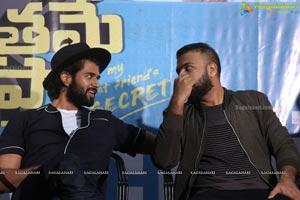 Meeku Maathrame Chepta Success Meet