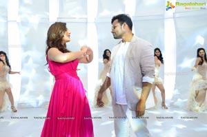 Prathi Roju Pandaage Movie Song Coverage