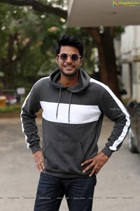 Sundeep Kishan's Tenali Ramakrishna B.A.B.L Press Meet