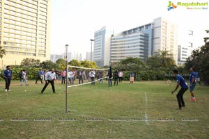 AMF Sporting Event Celebrities vs Para-athletes