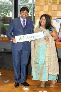 Aneemax Digital Visiting Card Launch