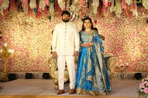 Archana Shastry and Jagadeesh Wedding
