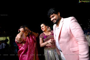 Archana Shastry and Jagadeesh's Sangeet