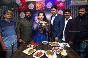 Bahar Biryani Cafe Launch at Miyapur