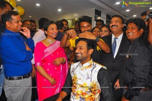 Be You Family Salon Launch at Kazipet