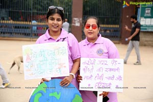 Environmental Awareness Rally By Lions Ladies Club