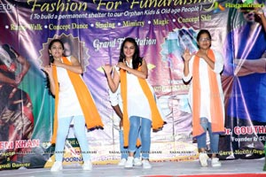 F-Cube Fashion For Fundraising