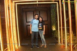 Farzi Café Saturday Night with Rohit Barker